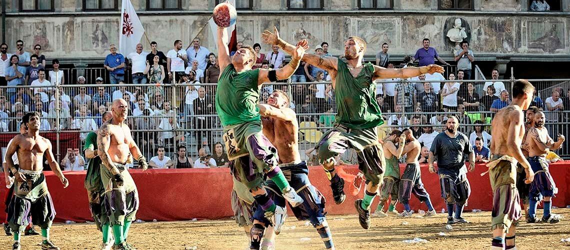Исторический футбол | Санта Кроче