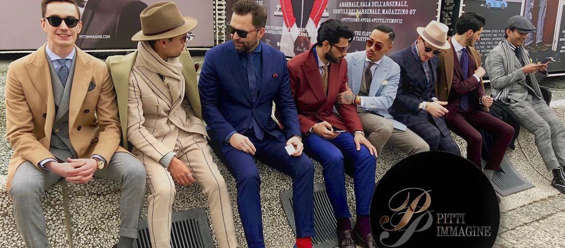 Бунт флорентийской моды - PITTI IMMAGINE