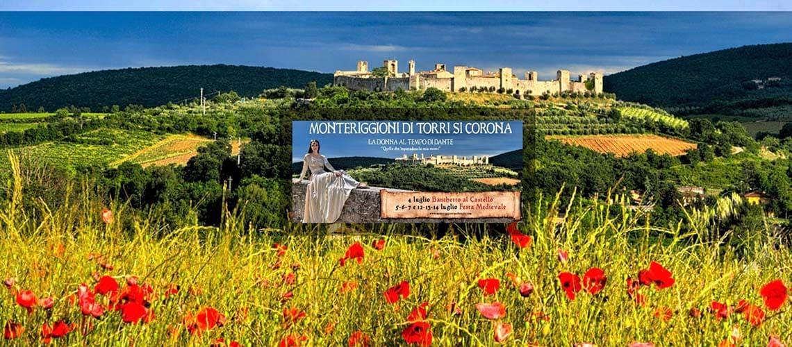«Корона башен Монтериджиони»