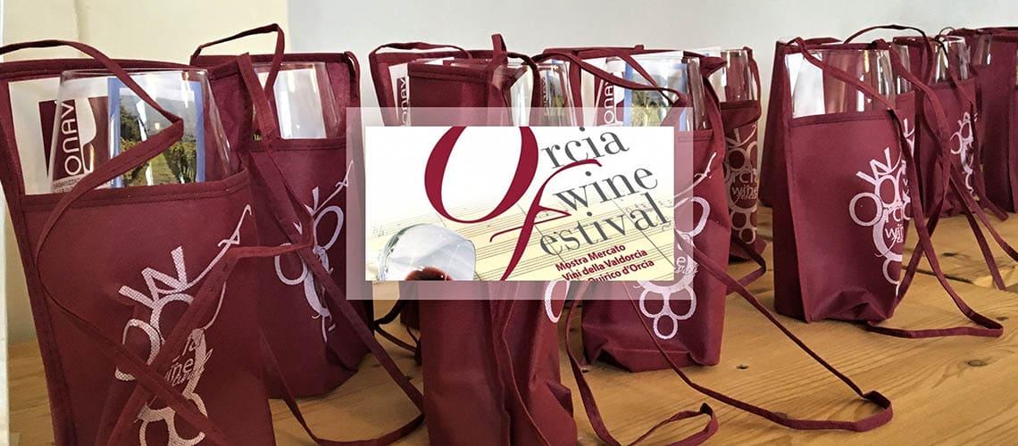 Сан-Квирико-д'Орча - Винный фестиваль Орчиа