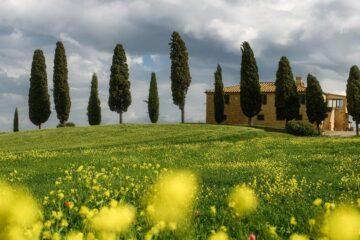 Событийный календарь - Тоскана: Апрель