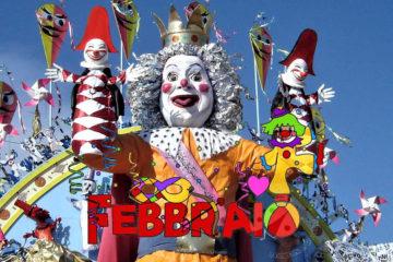 Событийный календарь - Тоскана: Февраль