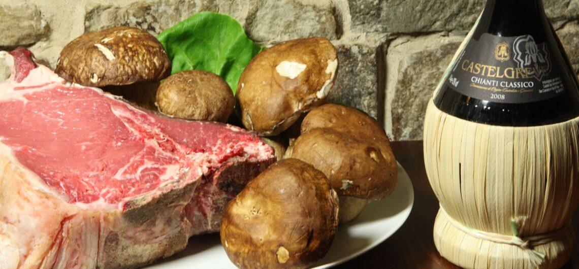 Флорентийский стейк - экскурсии с гидом Ирина Лихота
