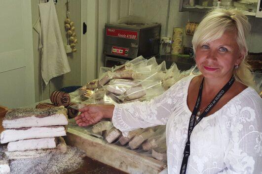 Сало из Коллонаты - экскурсии с гидом Ирина Лихота