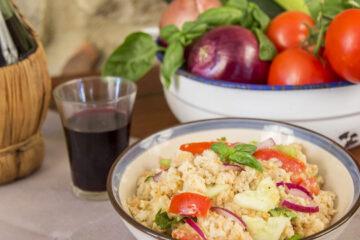 Кухня Тосканы: первые блюда