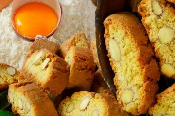 Кухня Тосканы: печенье Кантуччини