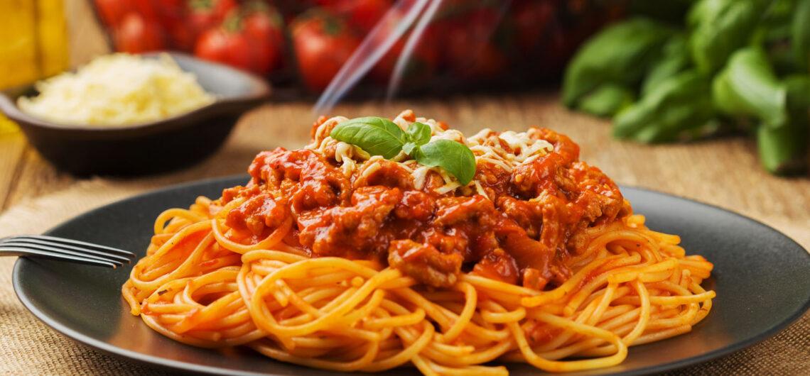 Кухня Тосканы: соус Болоньезе