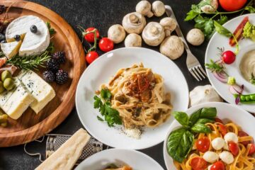 Кухня Тосканы: видео-рецепты