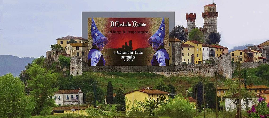 Лукка, Ноццано: Возрождение замка