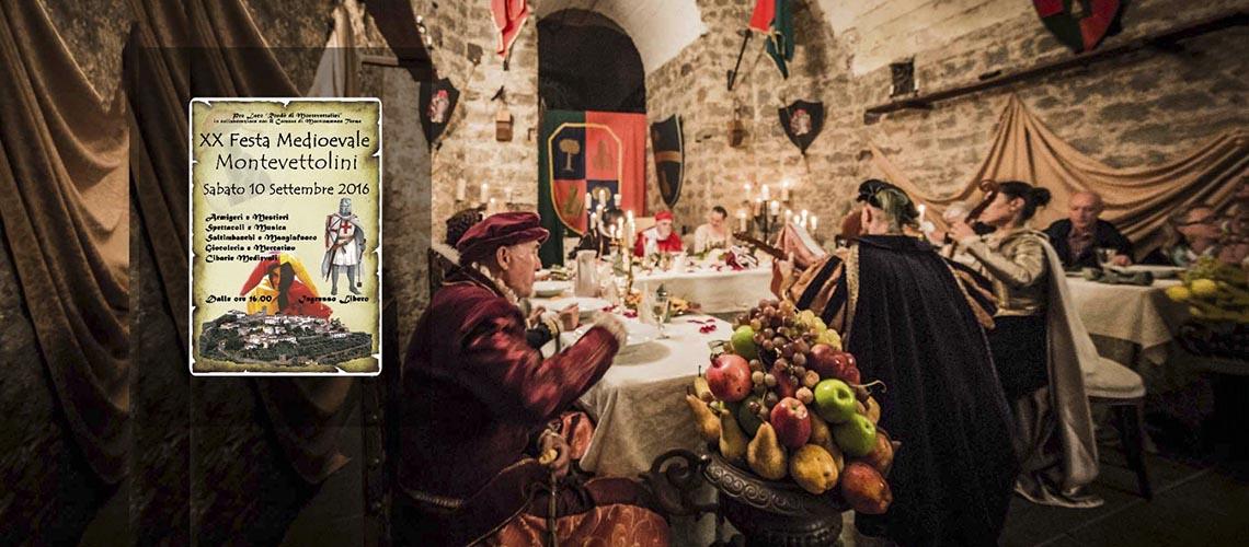 Средневековье в Монтеветтолини