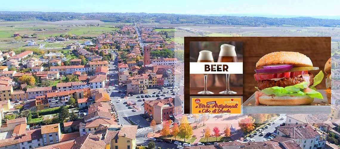 Пиза Bentina: Фестиваль пива и уличной еды (1 уик-энд октября)