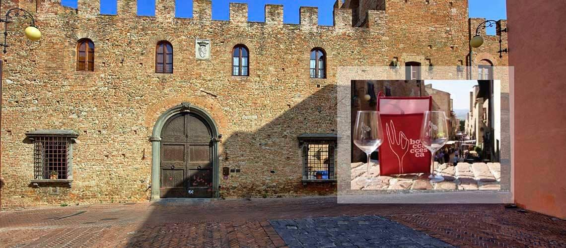 Чертальдо: Боккачческа фестиваля еды и вина (1 уик-энд октября)