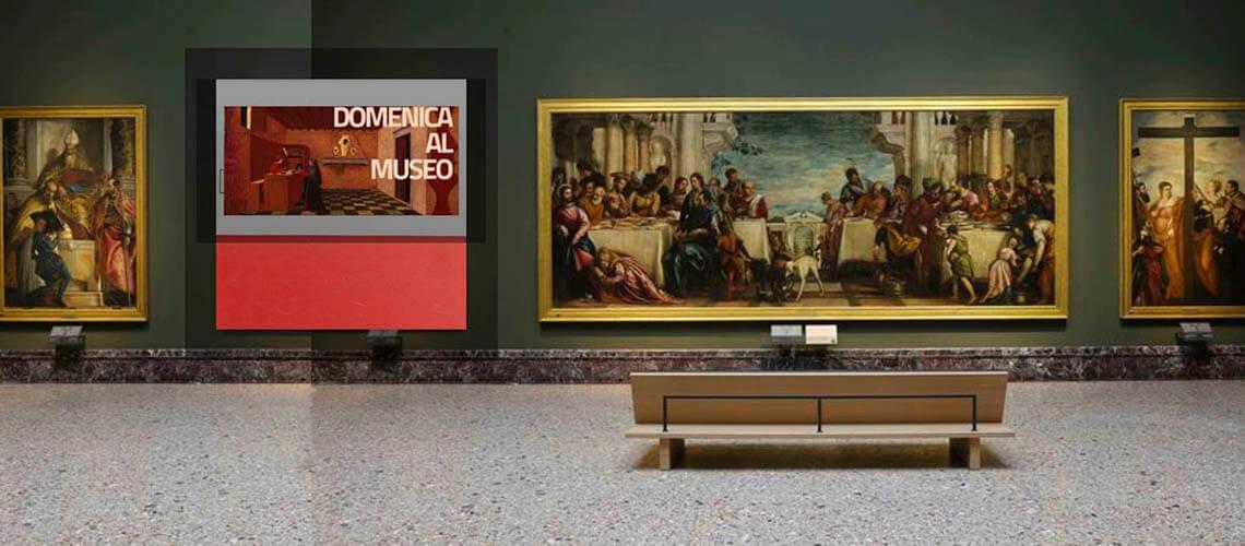 DOMENICALMUSEO: Государственные Музеи Италии