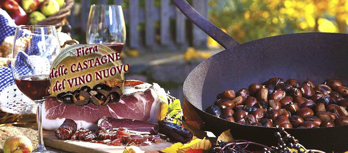 Праздник каштана и молодого вина