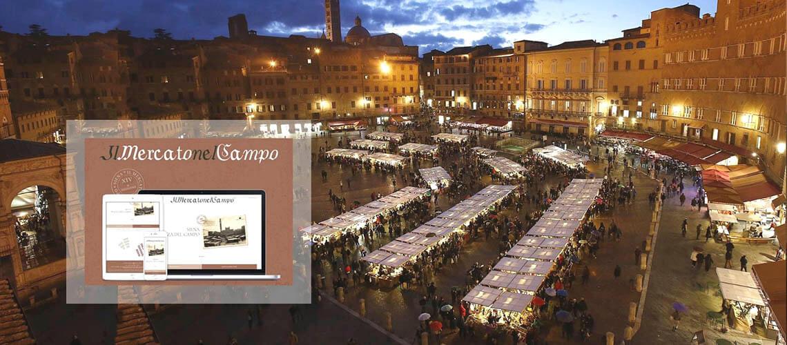 В Сиене рынок Mercato di Campo