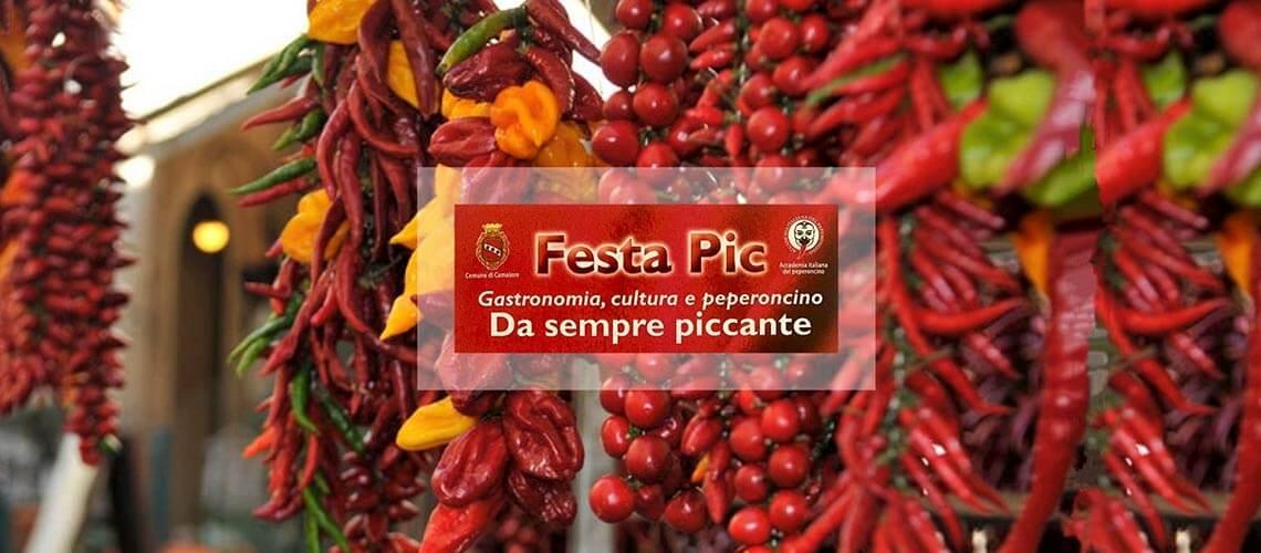 Виареджо Camaiore: Ярмарка калабрийского перца чили (2 уик-энд октября)